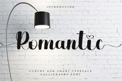 Romantic - Luxury Calligraphy Font Product Image 1