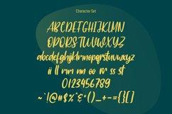 Rookys Handwritten Script Font Product Image 3