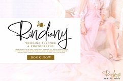 Web Font Roombays - Narutaly Flow Handwriting Script Font Product Image 5