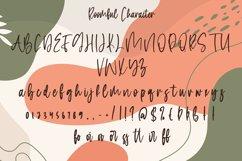 Roomful - Beauty handwritten Font Product Image 5