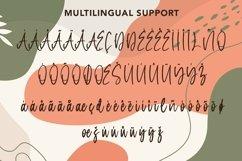 Web Font Roomful - Beauty handwritten Font Product Image 6