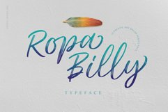 Ropa Billy Product Image 1