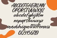 Web Font Rosalie - Beautiful Handlettering Font Product Image 4