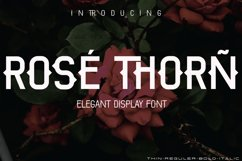 ROSE THORN Product Image 1