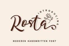 Rosta Product Image 1
