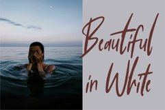 Web Font Rothsay - Beauty Handwritten Font Product Image 5