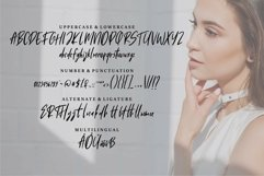 Web Font Rothsay - Beauty Handwritten Font Product Image 6