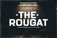 Web Font Rougat Product Image 1