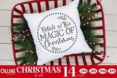 Christmas Door Signs Bundle | Christmas SVG Product Image 5