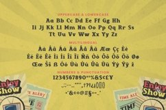 Web Font Routane - Display Font Product Image 5