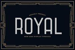Web Font Royal Product Image 1
