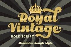 Royal Vintage - Bold Retro Font Product Image 1