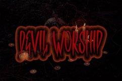 RUMADARAH - Halloween Horror Font Product Image 5