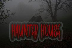 RUMADARAH - Halloween Horror Font Product Image 6