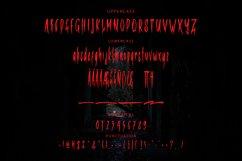 RUMADARAH - Halloween Horror Font Product Image 4