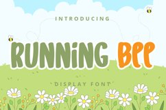 Running Bee Product Image 1