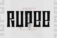 Web Font Rupee Product Image 1
