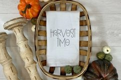 Web Font Rustling Leaves - A Quirky Handlettered Font Product Image 2