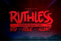 Ruthless Product Image 1
