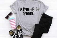 Web Font Sailing Vacation - A Quirky Handlettered Font Product Image 2