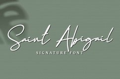 Saint Abigail Product Image 1
