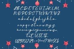 Web Font Saint Nicholas - Christmas Font Product Image 4
