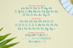 Web Font Saintheaven Font Product Image 4