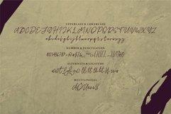 Web Font Sallahan - A Signature Font Product Image 6