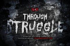 Through Struggle Product Image 4