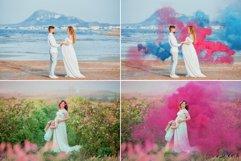 40 Gender Reveal Smoke Bomb Photo Overlays Product Image 2