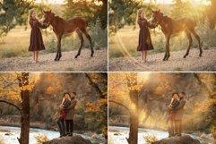 60 Lens Flare Photoshop Overlays Product Image 4