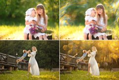 60 Lens Flare Photoshop Overlays Product Image 3