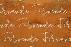 Saniya - A Handwritten Signature Font Product Image 6