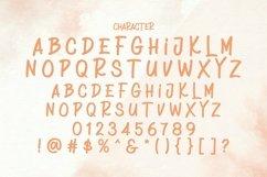 Web Font Santoni Product Image 2