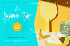 Satisfied - Summery Handwritten Font Product Image 3