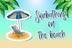 Satisfied - Summery Handwritten Font Product Image 4