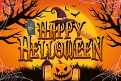 Scaryous halloween font Product Image 5