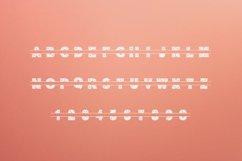 Back to School Monogram Font Product Image 2