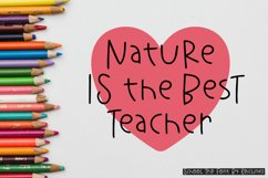 School Trip - A Cute and Fun Font Product Image 5