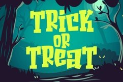 Scream Zombie - Playful Scary Font Product Image 2