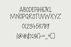 Web Font Scribbles - a quirky handwritten font Product Image 3