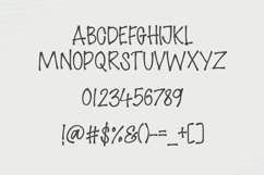 Scribbles - a quirky handwritten font Product Image 2