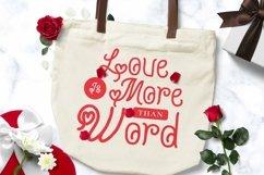 Web Font Script Of Love Font Product Image 4