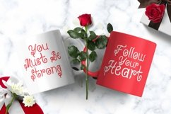 Web Font Script Of Love Font Product Image 3