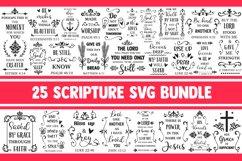 Bible verse SVG Bundle, scripture svg, waymaker svg, jesus Product Image 4