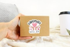 Small business and packaging sticker bundle - rose gold Product Image 4