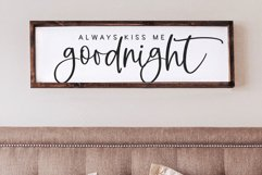 Sunday Collective - A Modern Script Font Product Image 3