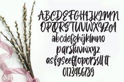 Seattrest - Handlettered Font Product Image 4