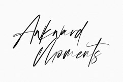 Sellyamor Signature Script Font Product Image 3
