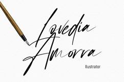 Sellyamor Signature Script Font Product Image 2